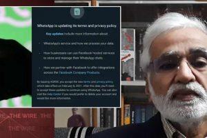 Watch   'Media Bol': WhatsApp, Vaccine and Farmer Intervention on TV