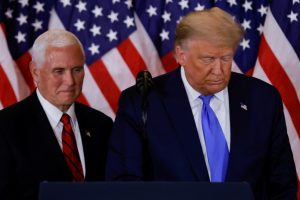 US: Pence Will Not Move to Expel Trump; Some House Republicans Join Impeachment Push