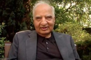 Ved Mehta, an Eclectic Writer of Prose Whose Disability Didn't Prevent Him from Seeing the World