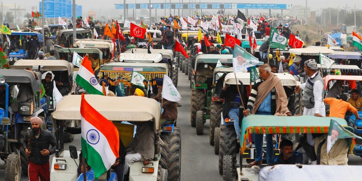 Centre 'Not Effective' in Handling Farmers' Protests, Should Stay Laws: Supreme Court