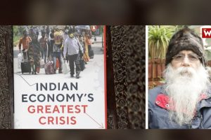 Watch: Worse Than War, Current Crisis Is Indian Economy's Greatest Crisis