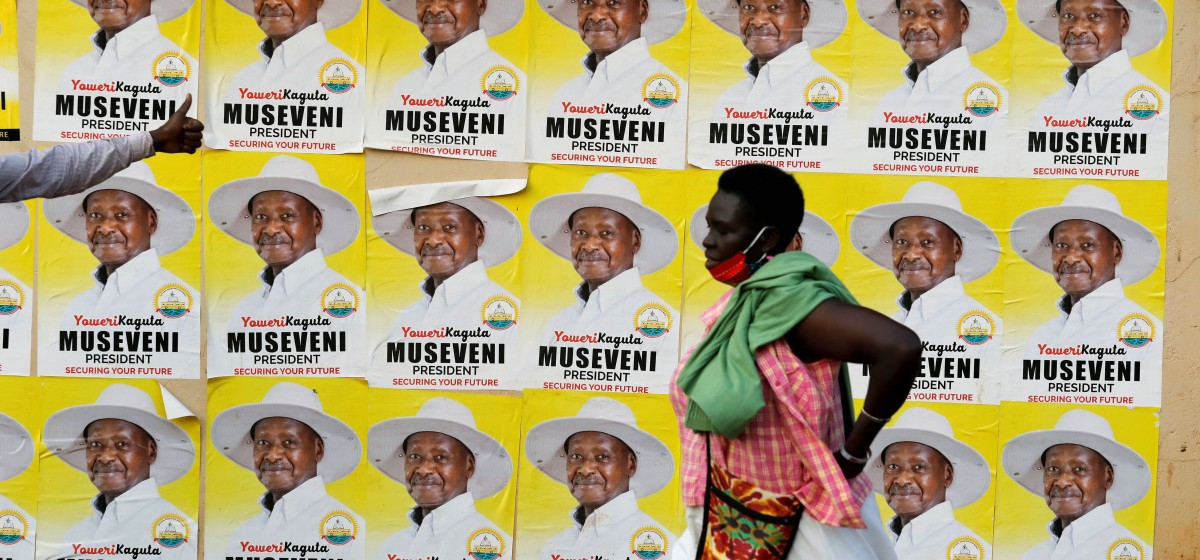Uganda Bans Social Media Days Before Presidential Election