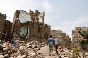 The West Is Still Complicit in the War on Yemen