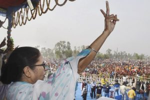 'We Will Vote for Didi': Mamata Banerjee's Nandigram Rally a Show of Strength for TMC