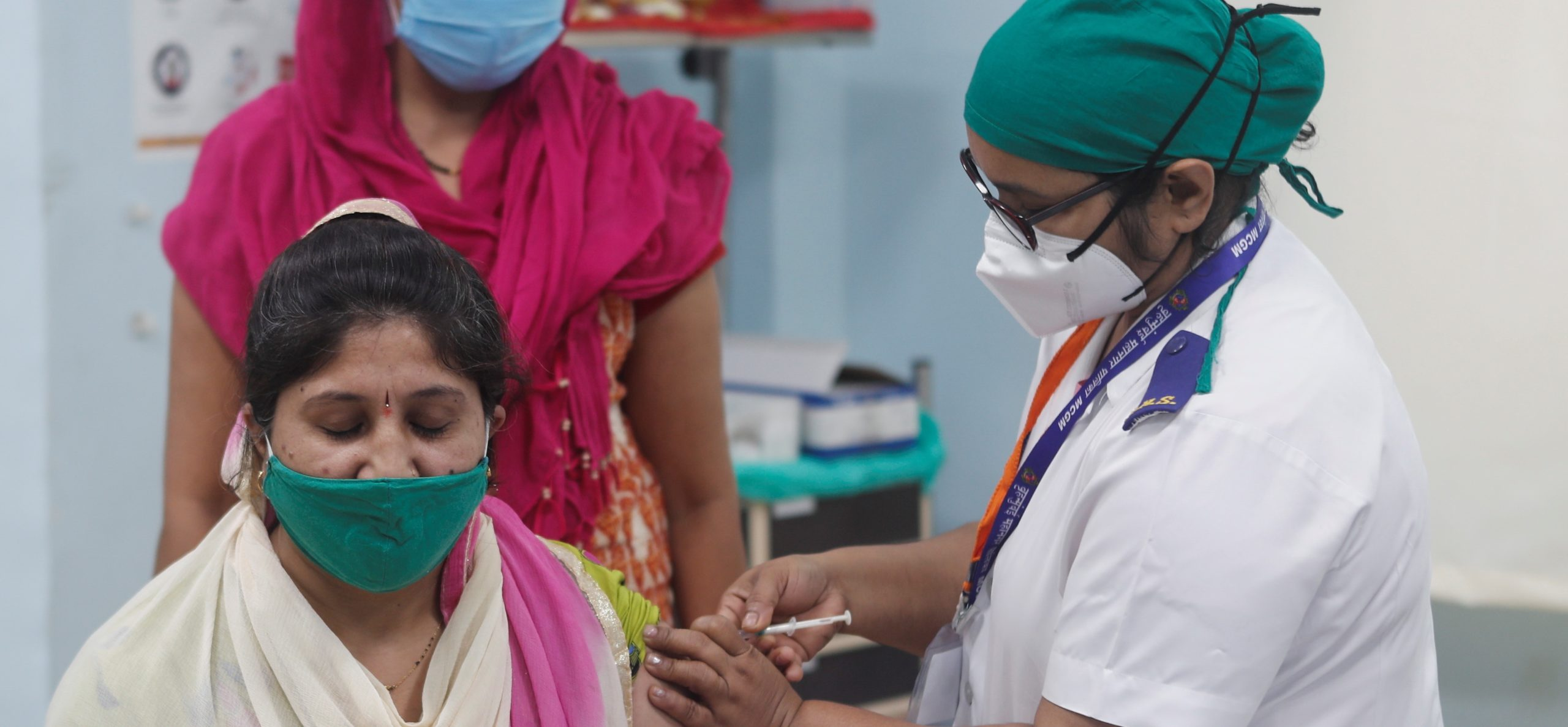 After Failing to Meet Targets, India Urges Workers Not to Refuse Vaccines – The Wire Science
