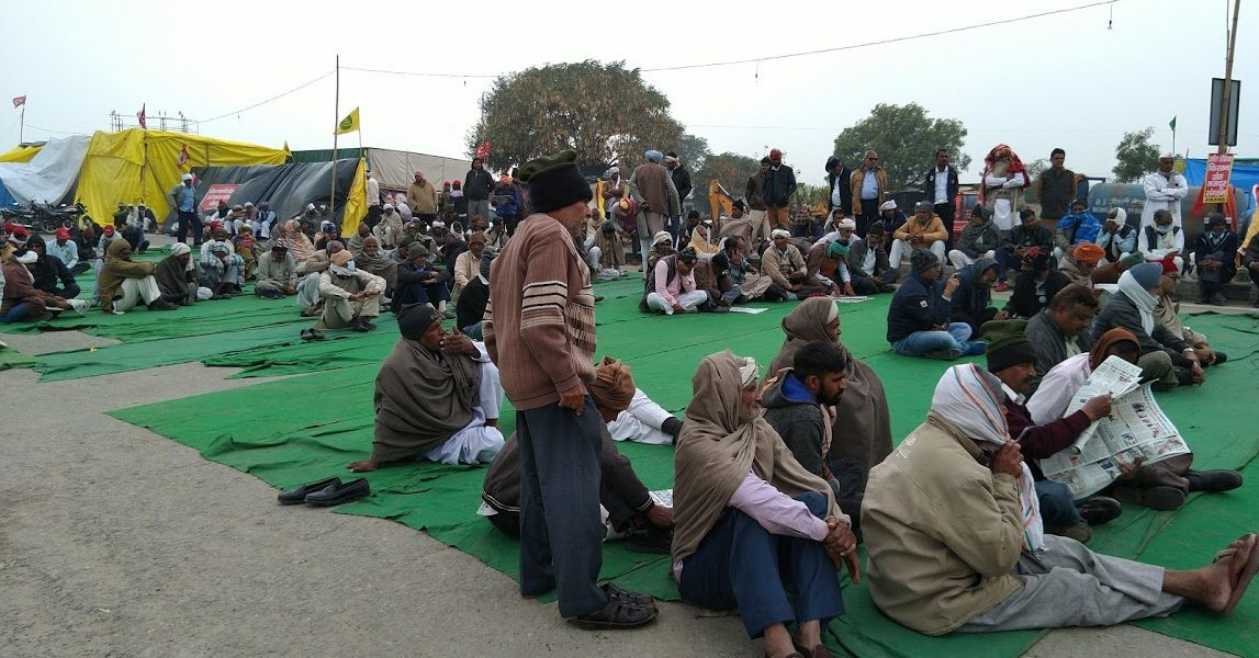 Two Months and Counting, but Courage, Kindness of Protesting Farmers Still Alive