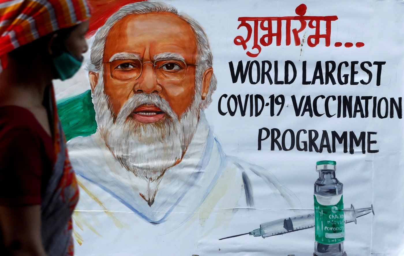 COVID-19: India Says 1 Million Inoculated – The Wire Science