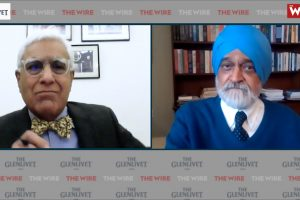 'Worst Is Behind Us, but Economy Is Not in Comfortable Position': Montek Singh Ahluwalia