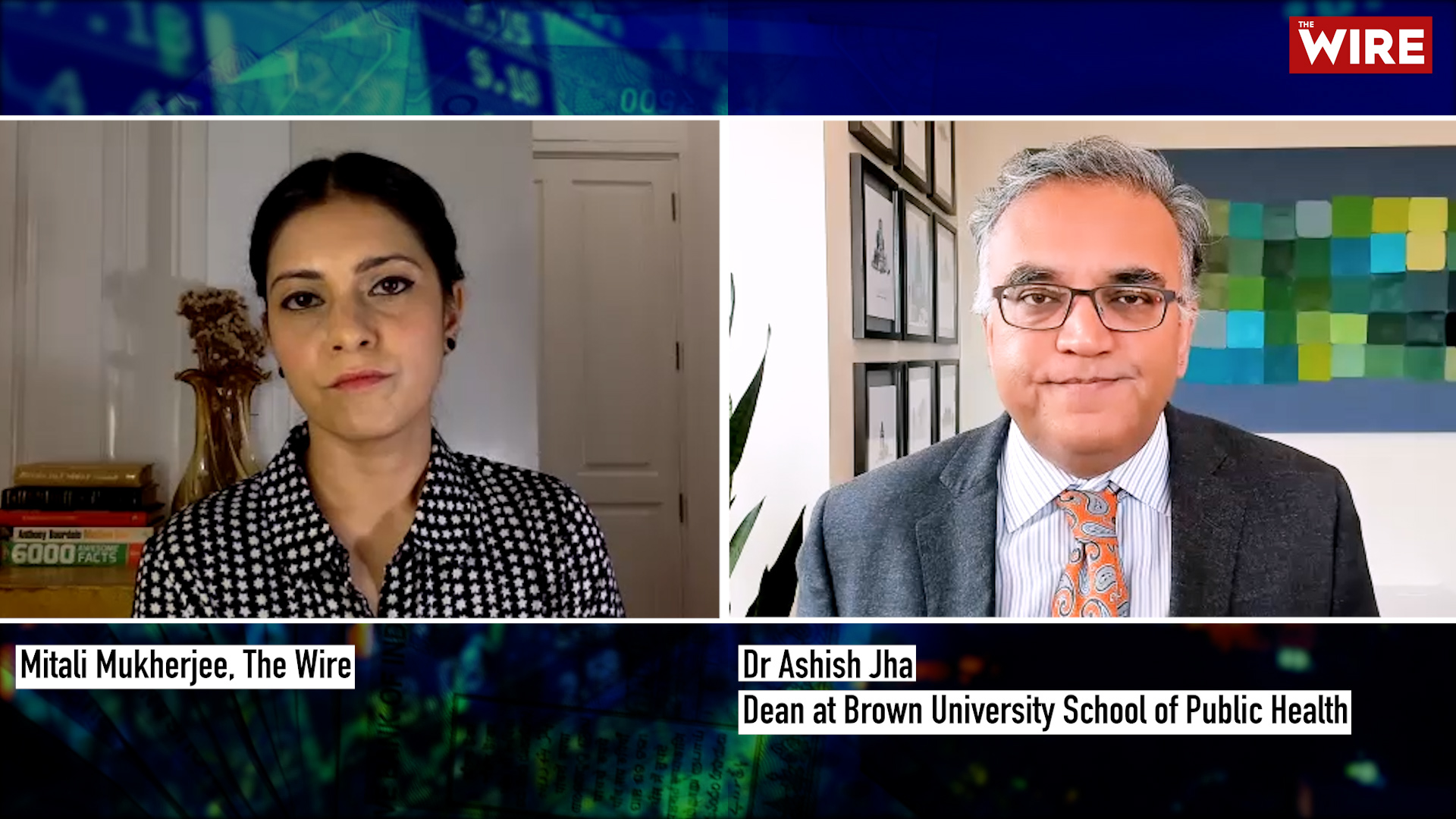 Watch | 'Mistake to Authorise Covaxin Without Phase 3 Data': Dr Ashish Jha – The Wire Science