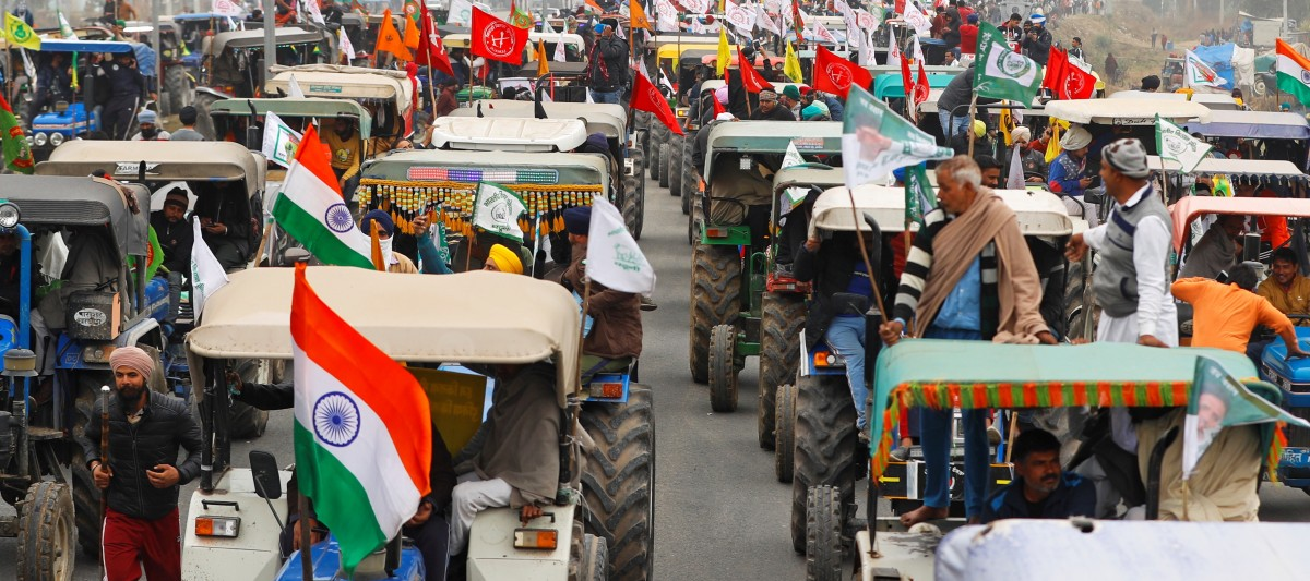 Over 200 Signatories From Abroad Demand Repeal of Farm Laws as COVID Ravages India