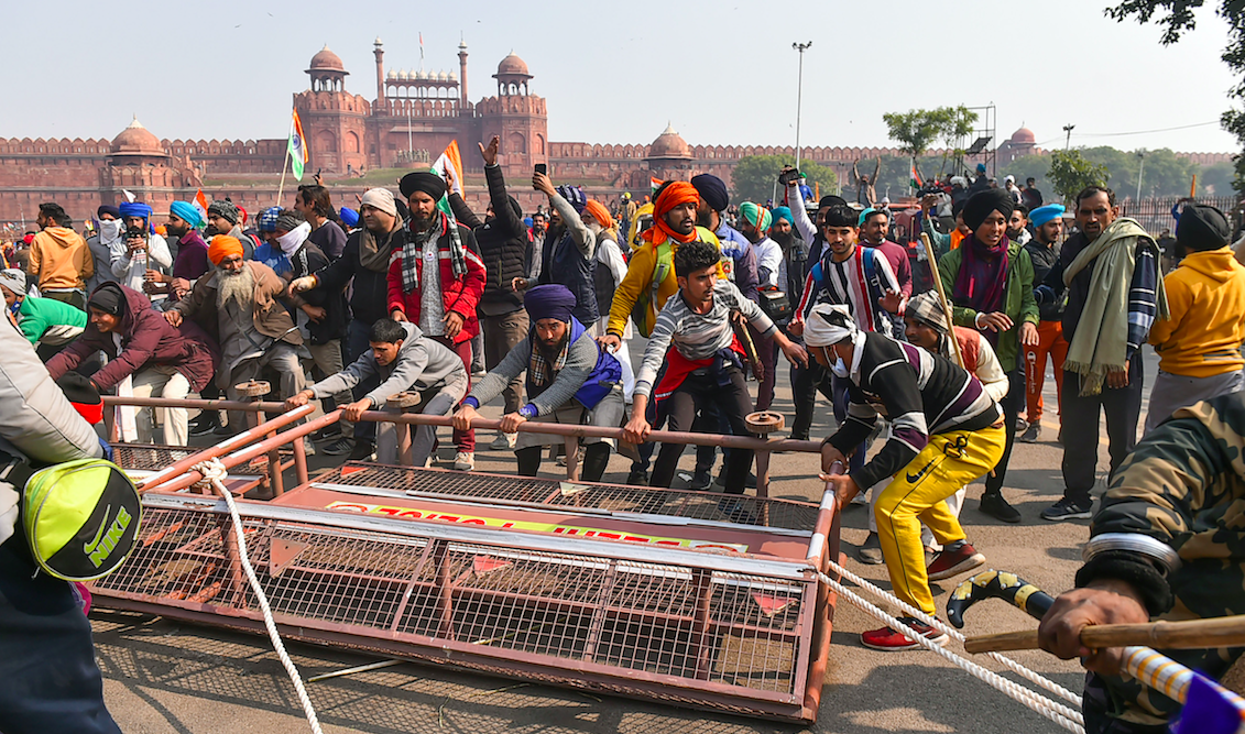 The Climate Crisis Is the Foundation of Indian Farmers' Protests – The Wire Science