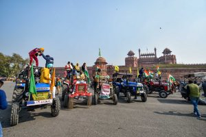 Tractor Rally: From an Ex-Soldier To Bus Conductor, Here Are Some People Put Behind Bars