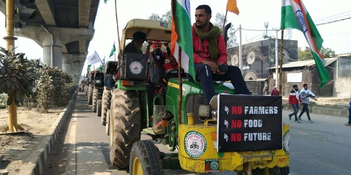 Here's What Really Happened During the Republic Day Tractor Rally
