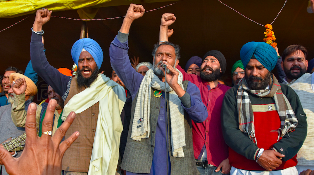 Day of Clashes With 'BJP-Sponsored Goons' Bolsters Farmers' Resolve