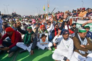 Can the Farmers' Protest Be the Beacon for Consolidation of the Polity?
