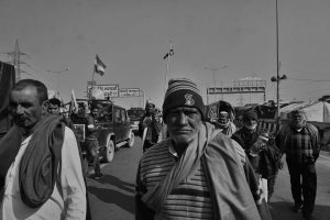 In Photos: Ghazipur, on the Day Farmers Refused to Bow Down