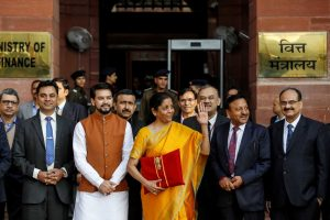 Union Budget 2021 Aims to Revive Economy Despite Limited Fiscal Headroom
