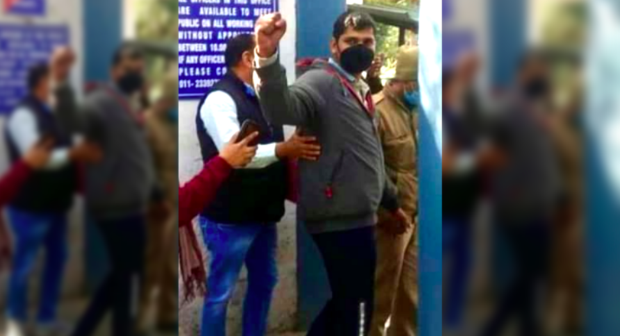 'Not Carrying Press Card No Ground for Arrest,' Says Scribe Sent to 14-Day Judicial Custody