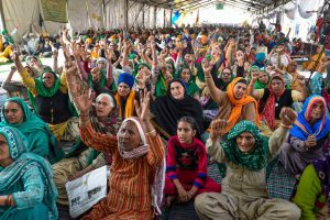 Why Is Delhi's Middle Class Absent from the Farmers' Protest at the City's Borders?