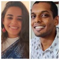Akshita Mathur and Kieran Lobo