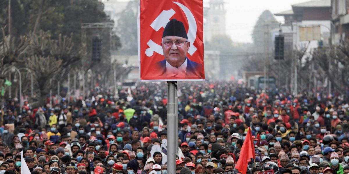 As Nepal's Political Crisis Deepens, All Eyes Are on the Supreme Court