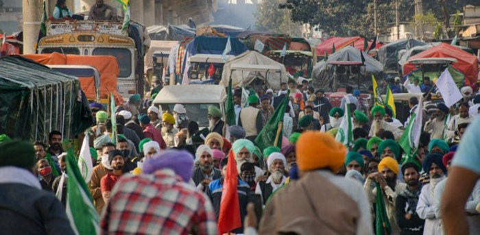 Farmers' Protest: Haryana Farmer Dies At Tikri Border After Falling From Tractor