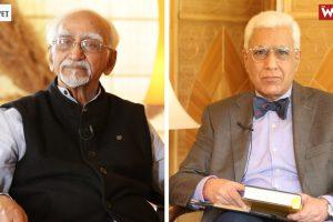 Watch | 'Hyper-Nationalism Making India Intolerant; Muslims Feel Insecure': Hamid Ansari