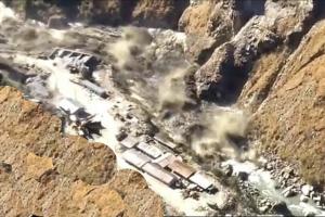 Watch | Once Again in Uttarakhand, Nature Wreaks Havoc