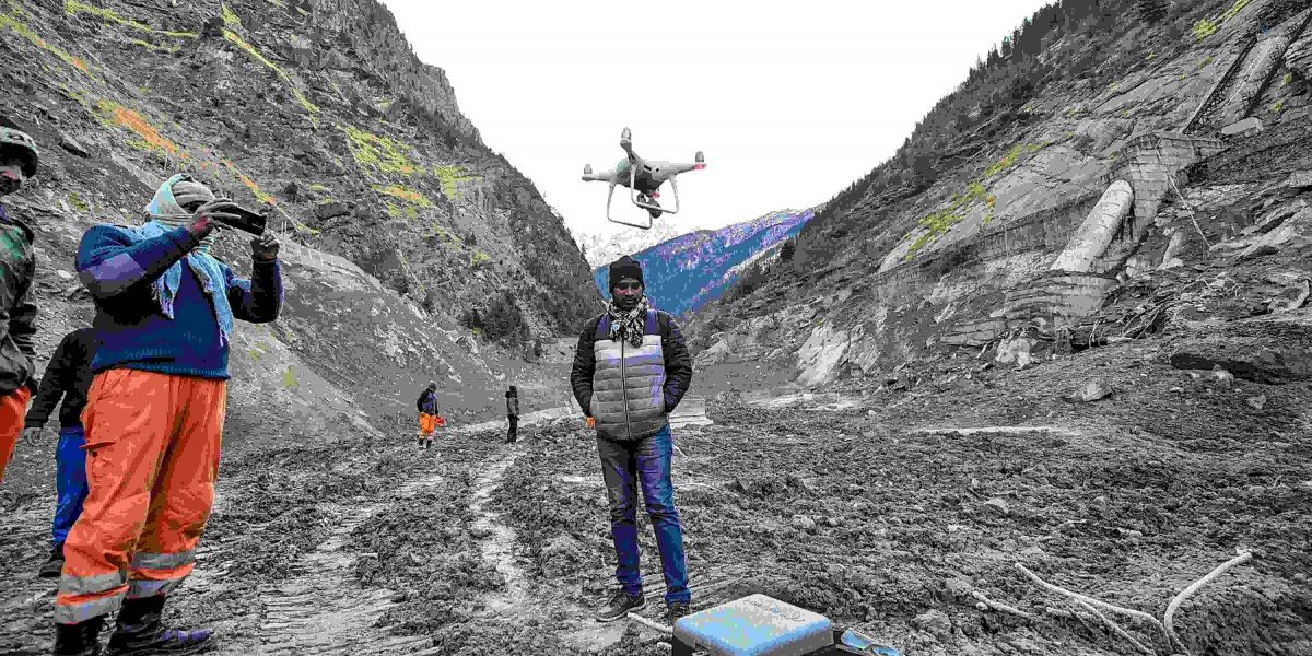 Uttarakhand Disaster: Drones, Other Technology Deployed to Locate Trapped Men