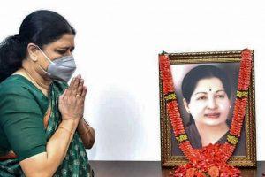 The Return of Sasikala Natarajan