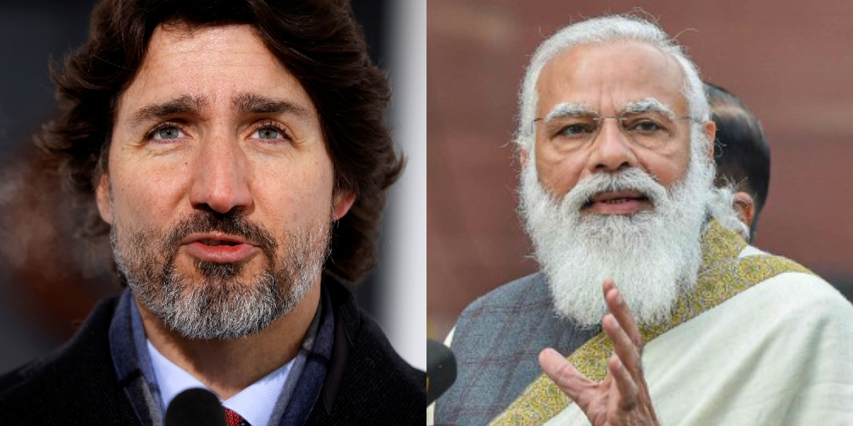 'Trudeau Commended Modi Govt's Efforts With Farmers': MEA Responds to Canada Raising Protests