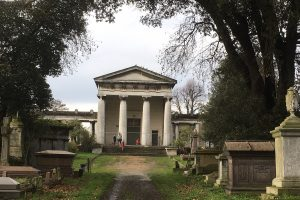 The London Cemetery Which Is the Final Resting Place of a Tagore and a Sikh Maharani