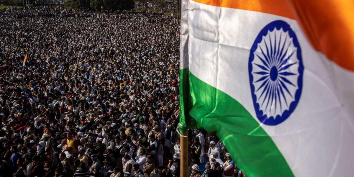 With Faith in India's Institutions at Its Lowest, Citizens Must Fight Back