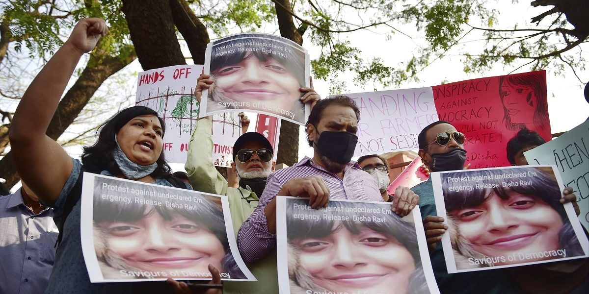 Delhi HC Issues Notice in Disha Ravi's Plea to Restrain Cops From Leaking Private Chats to Media