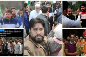 Not So 'Local' After All: Meet the People Who Tried to Violently End the Farmers' Protest