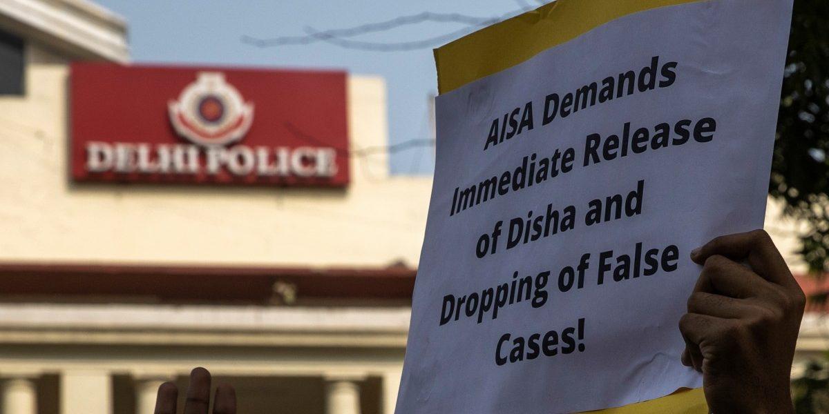 'Toolkit' Case: Delhi Court Sends Disha Ravi Sent to 3-Day Judicial Custody