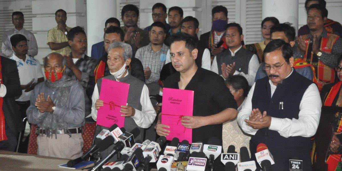 Tripura: Blow for BJP as Ally IPFT Teams Up With Pradyot's TIPRA for Crucial Election