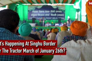 Watch | What's Happening At the Singhu Border After the Tractor March of January 26?