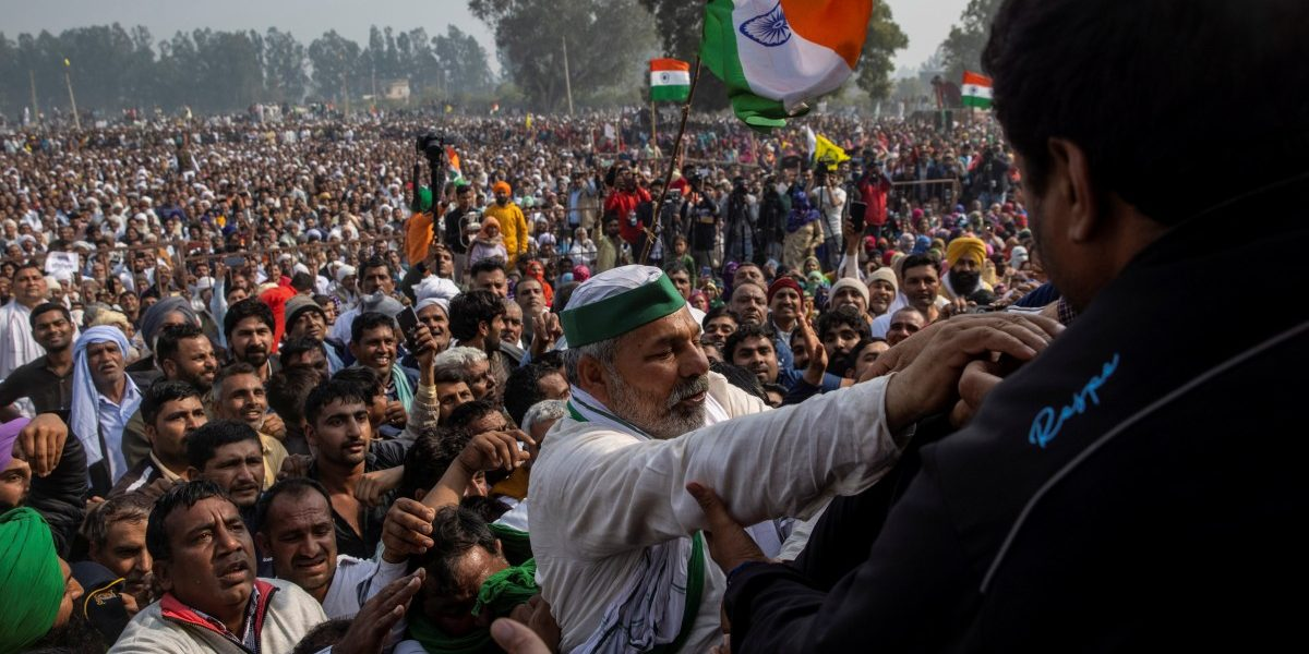 'Happened in US 40 Years Ago': 87 US Farmers' Unions Speak Out for Indian Farmers' Protest