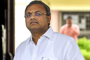 INX Media Case: SC Gives Permission to Karti Chidambaram to Travel Abroad