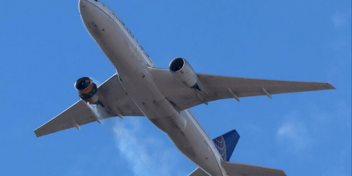 Boeing Recommends Airlines Suspend Use of Some 777s After United Incident