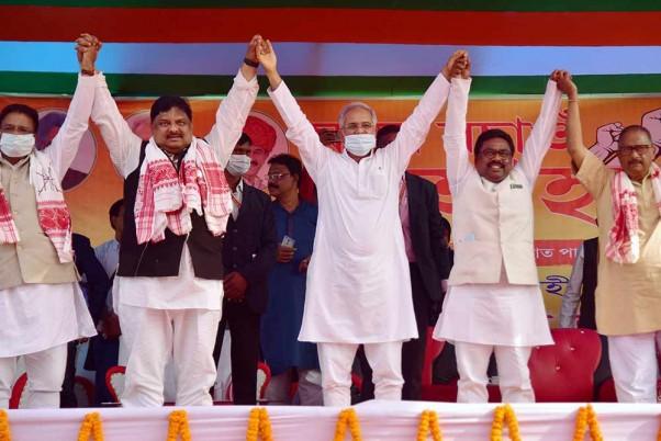 Congress Adopting 'Chhattisgarh Model' to Regain Power in Assam