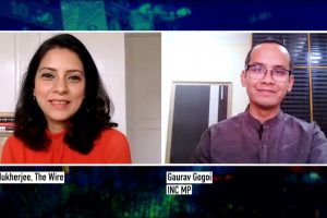 Watch | CAA, Unemployment, Price Rise Are Key Election Issues in Assam: Gaurav Gogoi