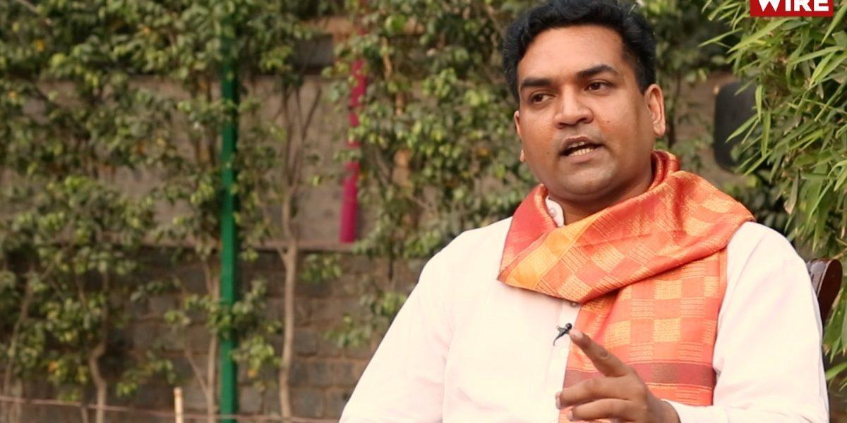 Watch: BJP Leader Kapil Mishra Says 'Nothing Wrong With 'Goli Maro Saalon Ko' Slogan'
