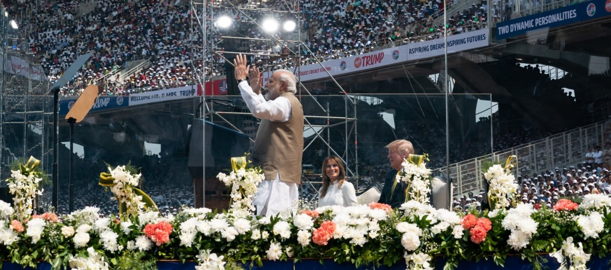 After Lending His Name to a Stadium, Narendra Modi Joins League of Notorious World Leaders