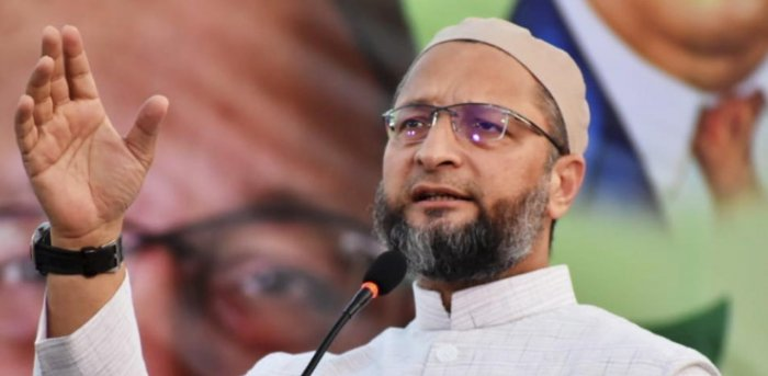 UP Police Book Owaisi for 'Vitiating' Communal Harmony, Violating COVID Norms