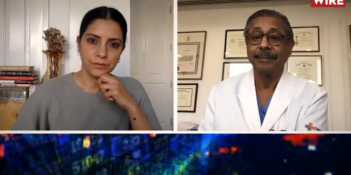 Watch | 'Private Sector Participation Will Increase Vaccination Rate To 4-5 Lakh Per Day'