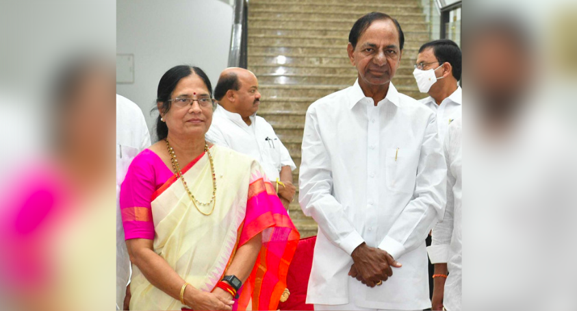 Vani Devi's Candidature: Power Move by KCR or Late Attempt to Harness PV's Legacy?