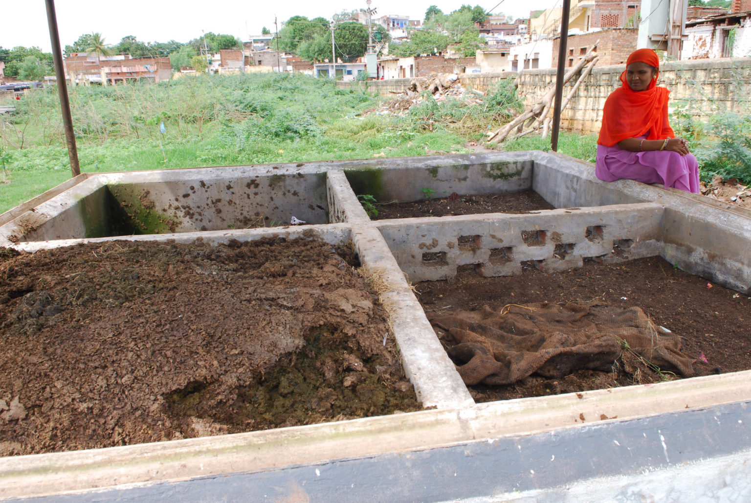 Why India's Plan To Turn a City's Waste To Manure Failed – The Wire Science