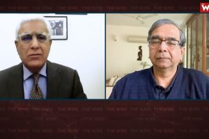 Watch | 'President, PM Should Publicly Take Covaxin to Dispel Concerns, Overcome Hesitancy'